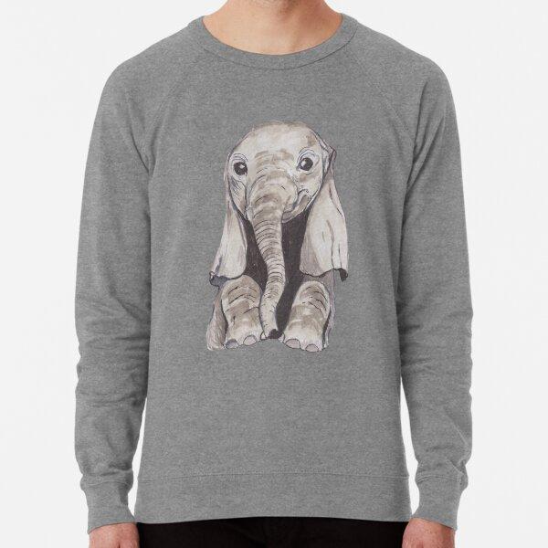 Baby Elephant Lightweight Sweatshirt