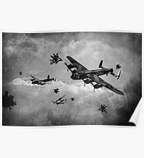 Sinking The Tirpitz Poster