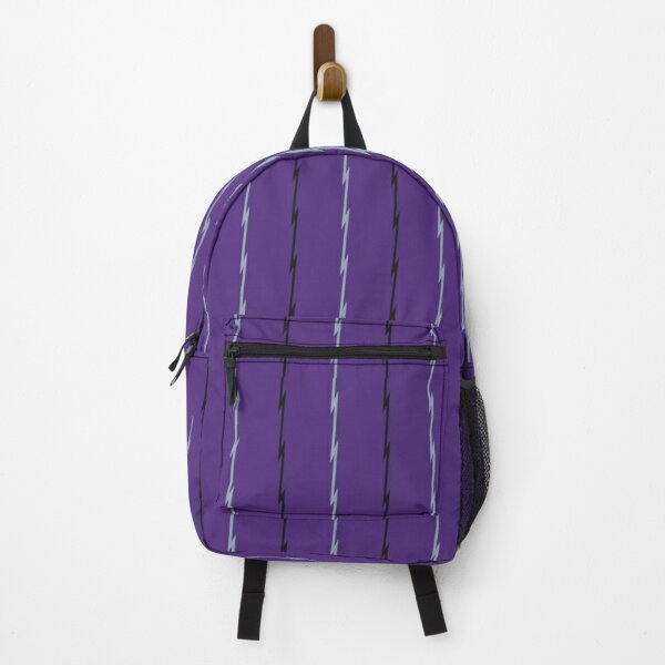Toronto Purple Silver Black Retro Dinosaur Basketball Backpack