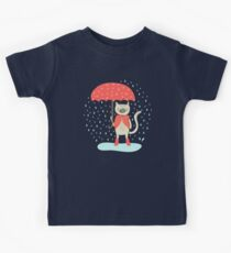 Rainy Day Kids Tee