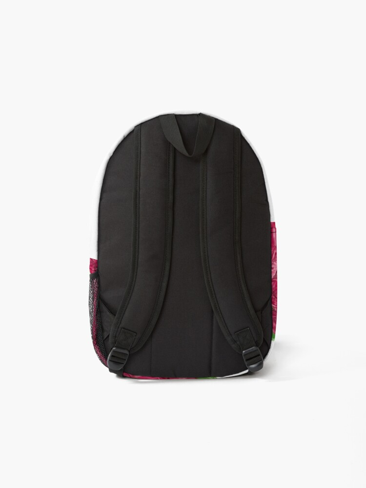 Alternate view of Bougainvillea Beauty Backpack