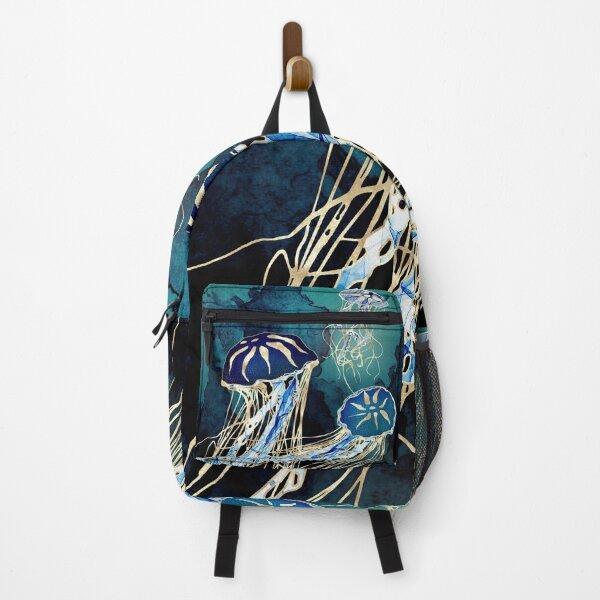 Metallic Jellyfish III Backpack