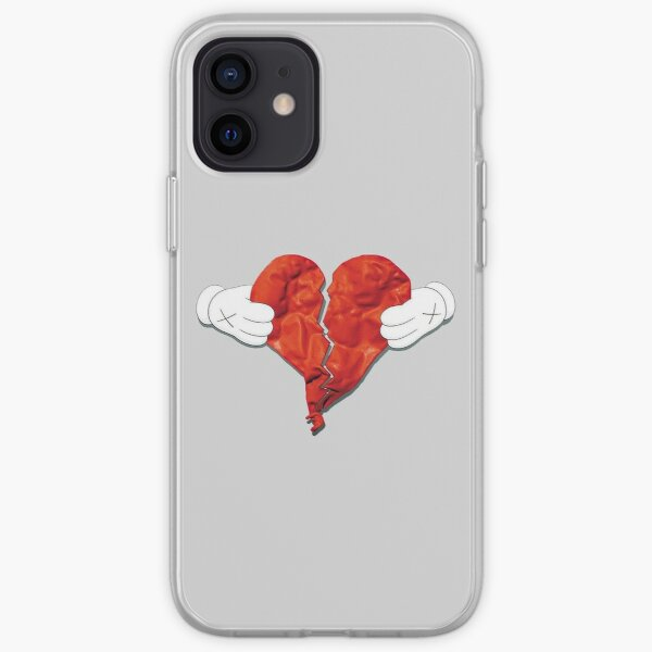 808's And Heartbreak iPhone Soft Case