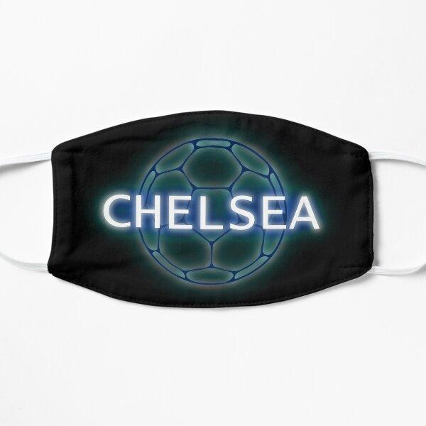Chelsea Football Neon Glow Badge Mask