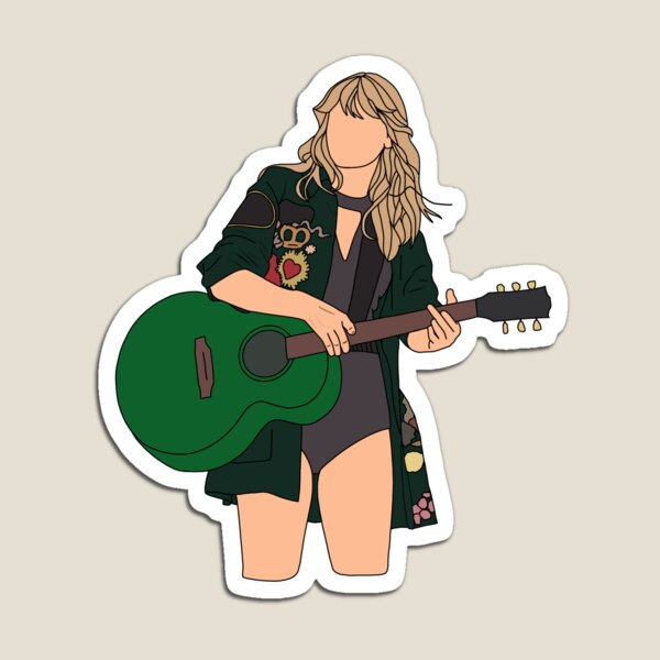 Taylor Swift Rep Bstage Magnet