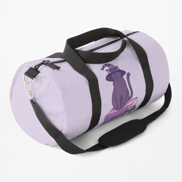 Feline Familiar Duffle Bag
