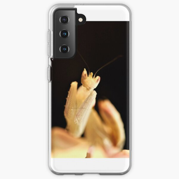 Orchid Mantis Samsung Galaxy Soft Case
