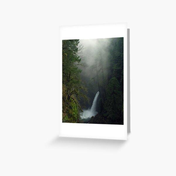 Metlako Falls 4835_111706 Greeting Card