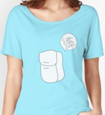COOL COOL COOL  Women's Relaxed Fit T-Shirt