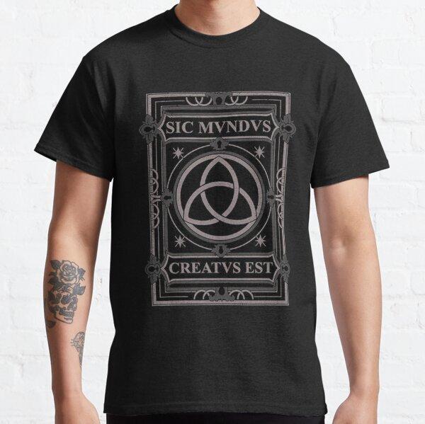 sic mundus creatus est Classic T-Shirt