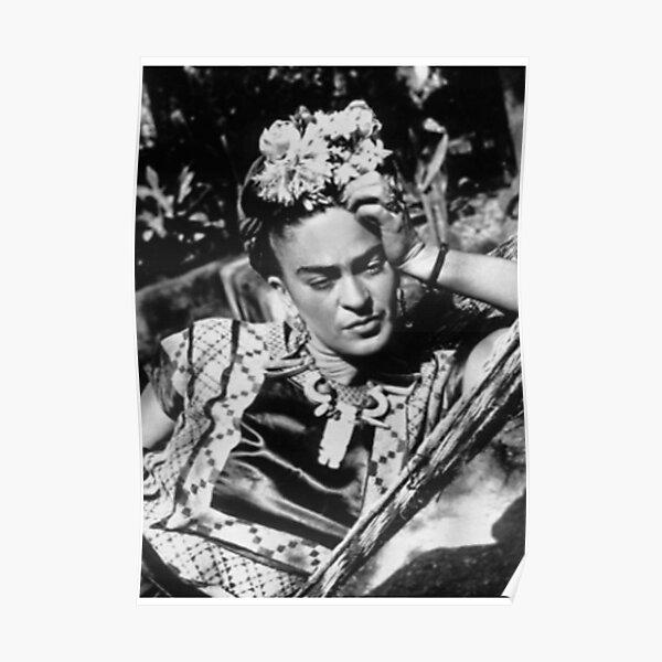 Housse de couette artiste peintre Frida Khalo Poster