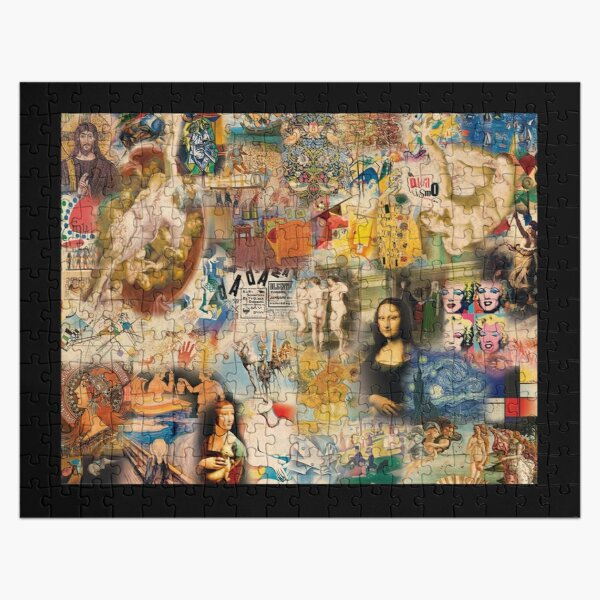 History of art Jigsaw Puzzle