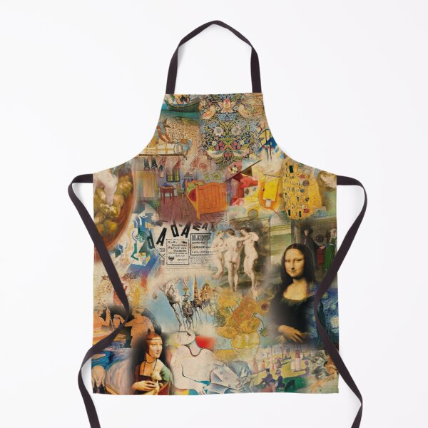 History of art Apron