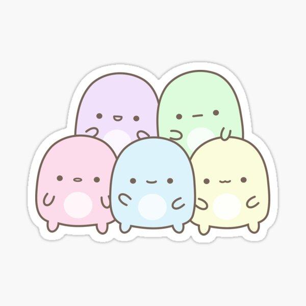 Little Blobs Family Sticker