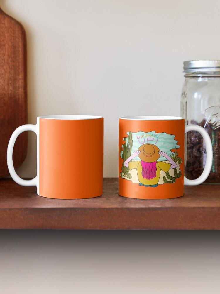 Alternate view of Keep Lookin' Up! Mug