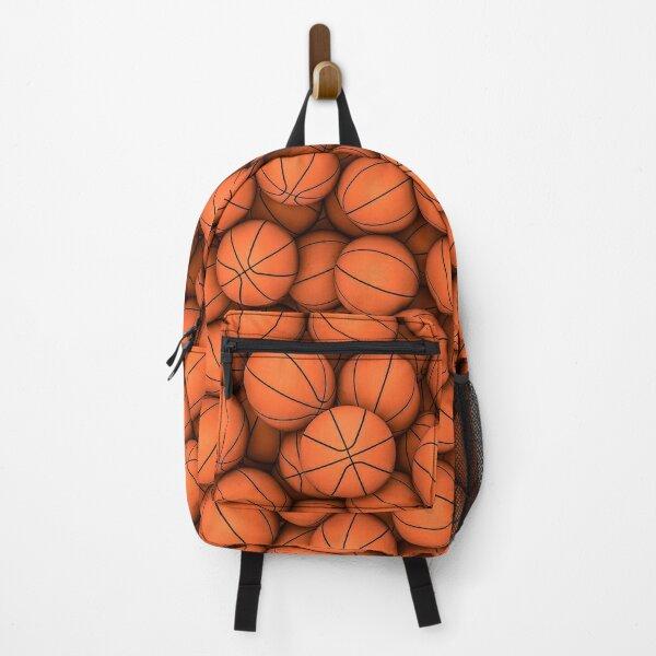 Basketballs Backpack