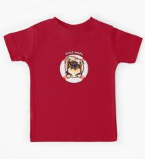 Pekingese :: First Mate Kids Tee