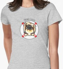 Pekingese :: First Mate T-Shirt
