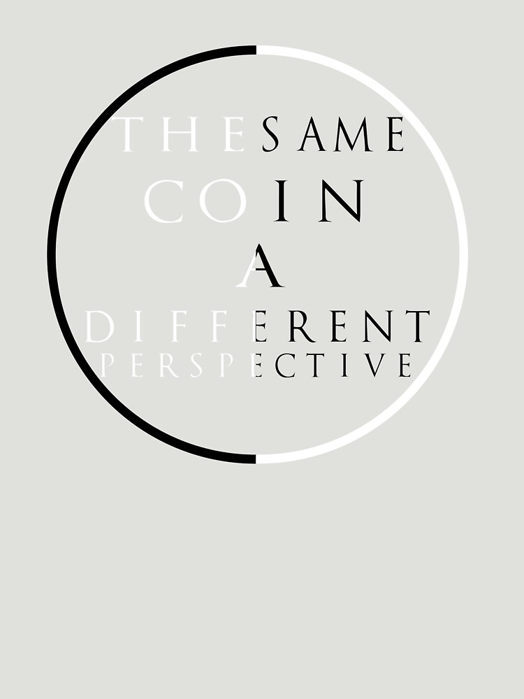 The Same Coin | Unisex T-Shirt