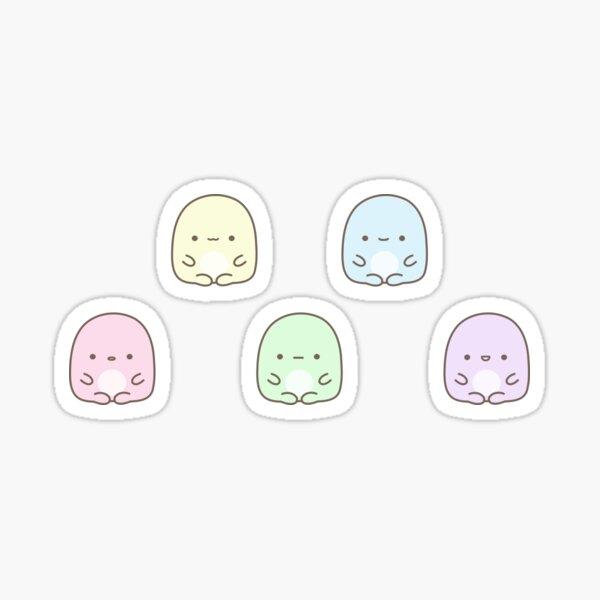 Little Blobs 5 Sticker Set Sticker