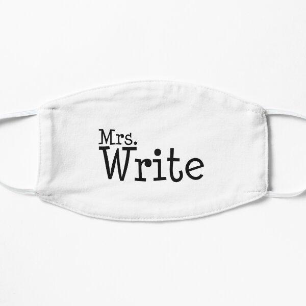 Mrs. Write  Mask