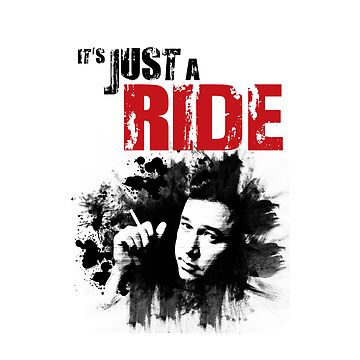 It's Just a Ride - Bill Hicks by mosesbrown