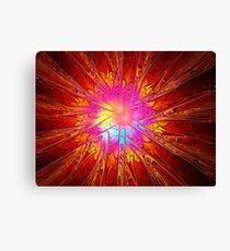 Beyond the Flames Canvas Print