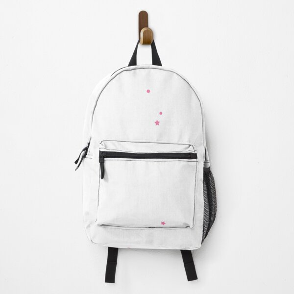 Knit Fast Die Warm Knitting Backpack