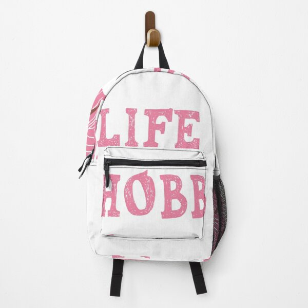 Knitting Post Apocalyptic Life Skill Backpack