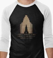 Constants Men's Baseball ¾ T-Shirt