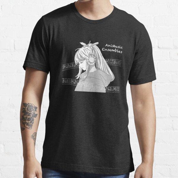 Annie Mewsik on Black Essential T-Shirt