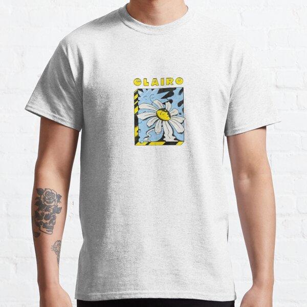 gira de verano de la flor de clairo Camiseta clásica