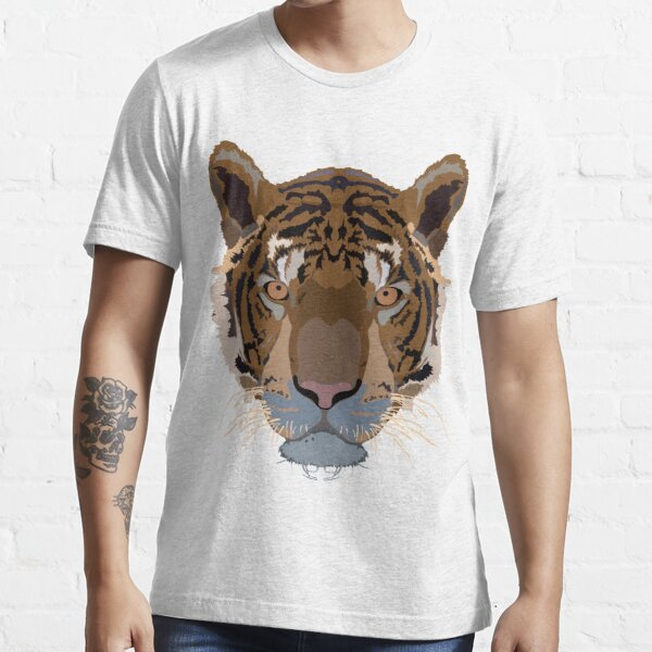 Tiger print Essential T-Shirt