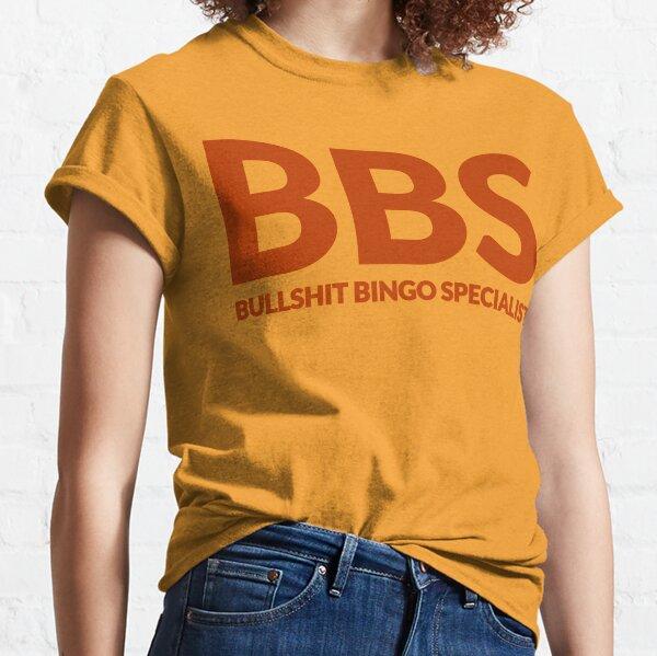 Bullshit Bingo Specialist Classic T-Shirt