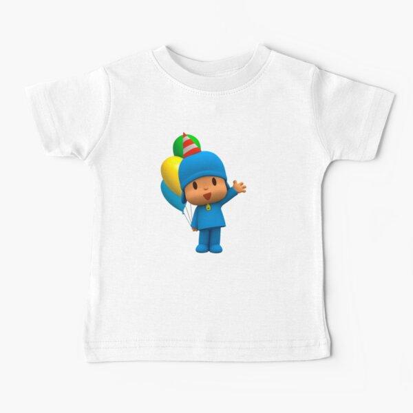 pocoyo birthday  Baby T-Shirt