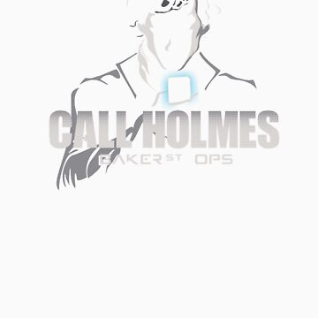 Call Holmes by studown