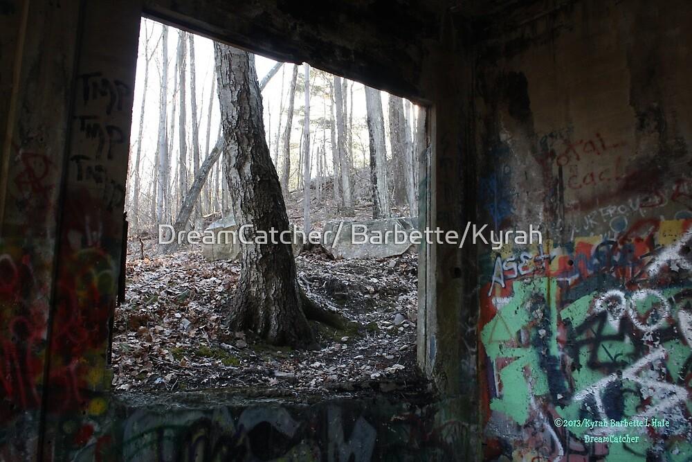 Graffiti & Nature by DreamCatcher/ Kyrah