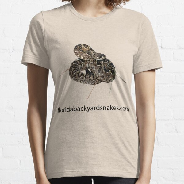 Florida Backyard Snakes T-Shirt Essential T-Shirt