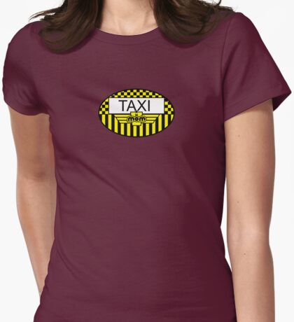 Taxi Mom VRS2 T-Shirt