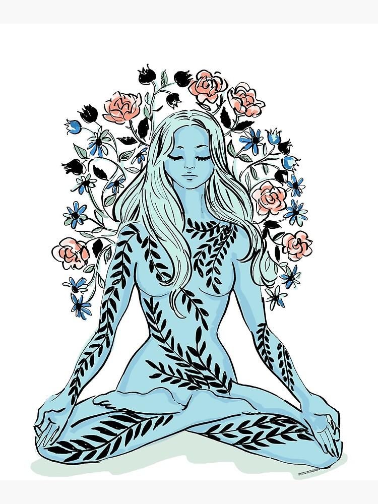 flowering mind by anneamanda