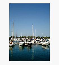 Harbor Photographic Print
