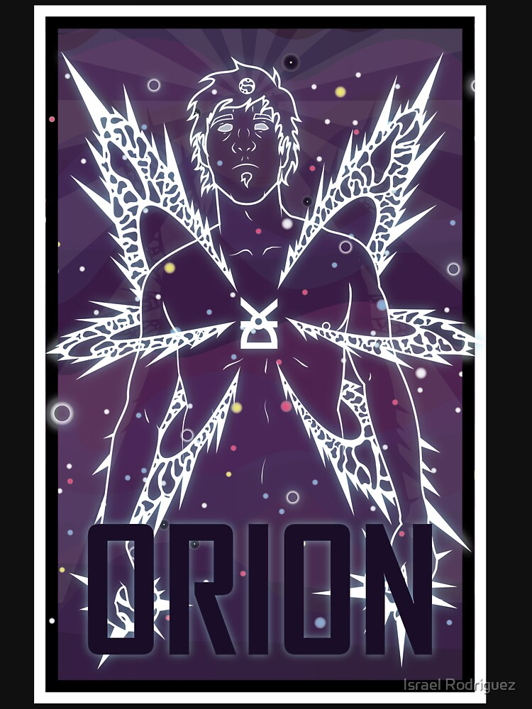 Orion by isrealrod