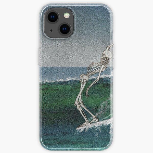 Surfing iPhone Soft Case
