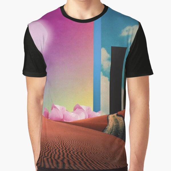 The Comet Is Coming Trust In The Lifeforce Of The Deep Mystery Graphic T-Shirt