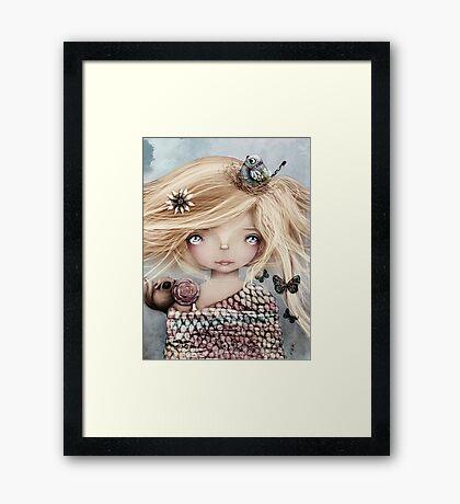 Natura Framed Print