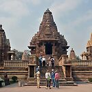 Lakshmana Temple Khajuraho AD 930-950 by AravindTeki