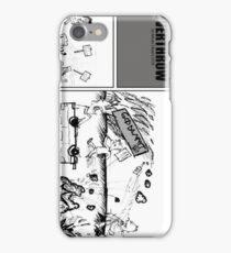 Overthrow iPhone Case/Skin