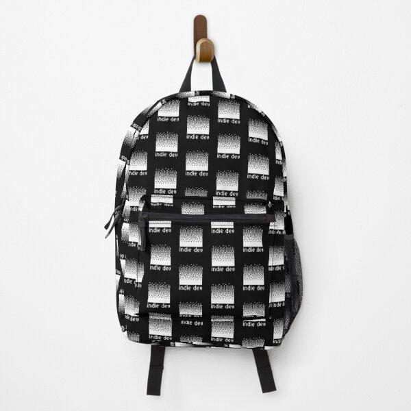 Indie / Pixel Art Indie Video Game Developer Backpack
