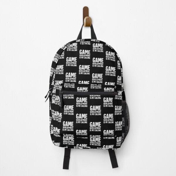 Indie Game Dev / Video Game Developer Backpack