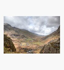Valley View by Smart Imaging Photographic Print